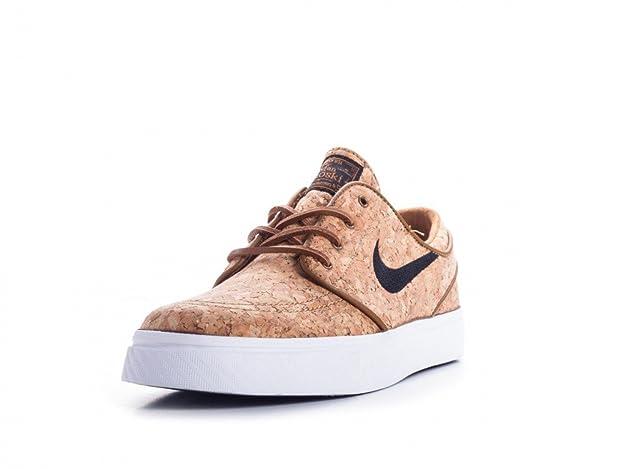 Nike SB Zoom Stefan Janoski Elite Kork Sneaker RARITÄT braun