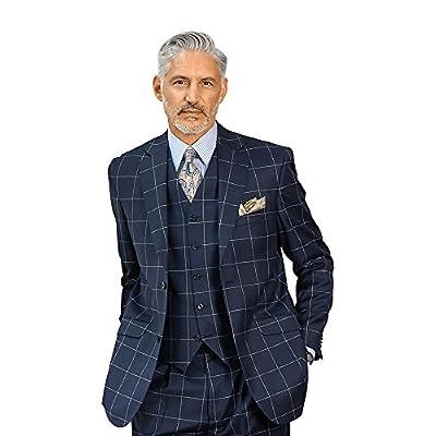 Paul Fredrick Men\'s Wool Windowpane Sport Coat supplier xpXz4y7r