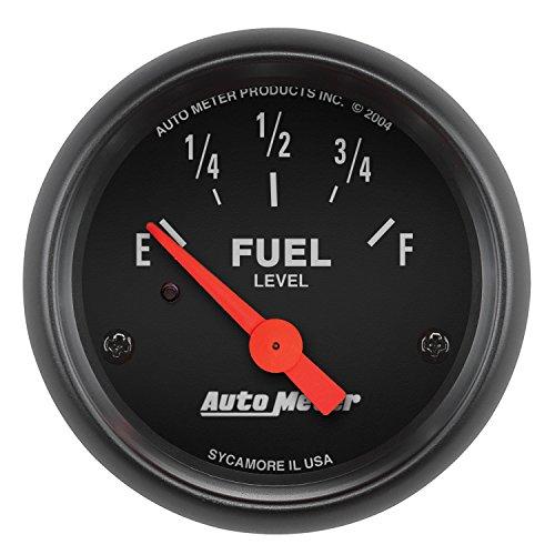 Auto Meter 2648 Z-Series Electric Fuel Level Gauge (Gauge Meter Z-series Boost Auto)