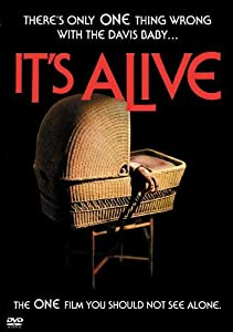 It's Alive POSTER Movie (27 x 40 Inches - 69cm x 102cm) (1974) (Style C)