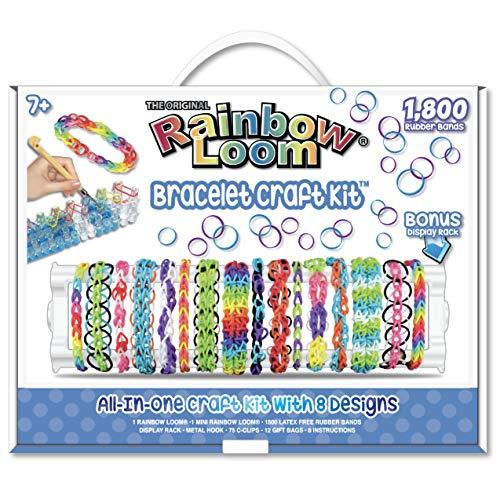 Rainbow Loom Bracelet Craft