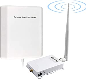 Cell Phone Signal Booster Verizon Signal Booster 4G LTE Band 13 700Mhz US Cellular Signal Booster Cell Phone Booster Amplifier Verizon Mobile Phone Signal Booster for Home Boost Voice + Data