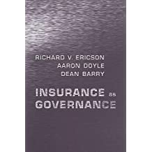 Insurance as Governance