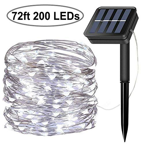 Outdoor Solar Led Fairy Lights in US - 7