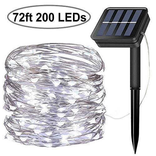 Led Solar Fairy Lights 200 in US - 8