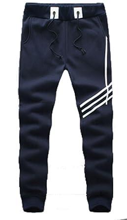 5d0dd9988b53 Gillbro Homme Joggeurs Pantalon Gym Pantalon Survêtement Bodybuilding -  Bleu - XXL  Amazon.fr  Vêtements et accessoires