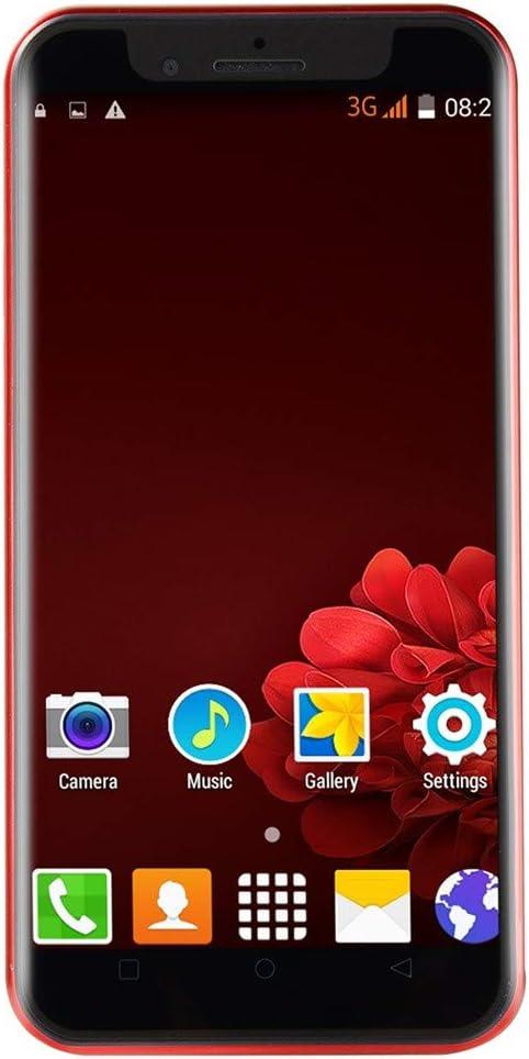 EUCoo Smartphone 5.0 Pulgadas Dual HDCamera Memoria ampliada de 512M RAM + 4G ROM 32G Android 6.0 Teléfono móvil: Amazon.es: Electrónica