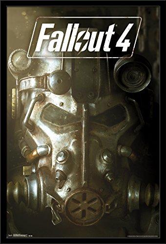 Trends International Wall Poster Fallout 4 Key Art, 22.375 x 34