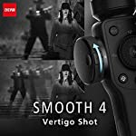 JSD PRO Smooth 4 (Black) - 3 Axis Gimbal 3