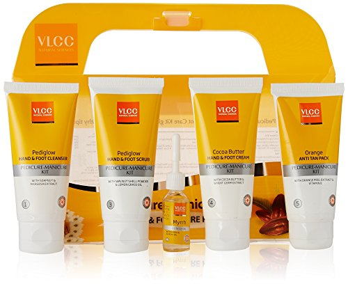 - Vlcc Pedicure And Manicure Kit