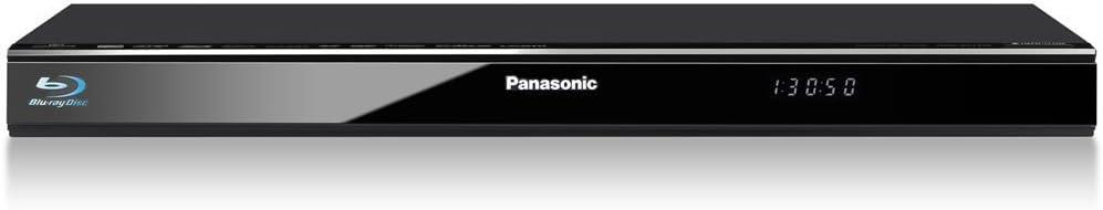 Panasonic DMP-BDT220 Integrated Wi-Fi 3D Blu-ray DVD Player (Renewed)