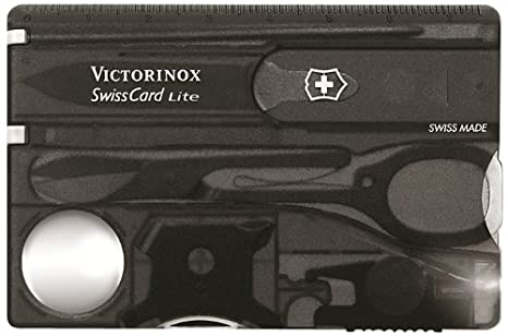 c3bcf411feb Amazon.com  Victorinox Swisscard Lite Pocket Tool