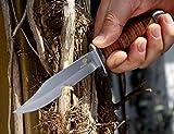 Mossy-Oak-2-Piece-Fixed-Blade-Hunting-Knife