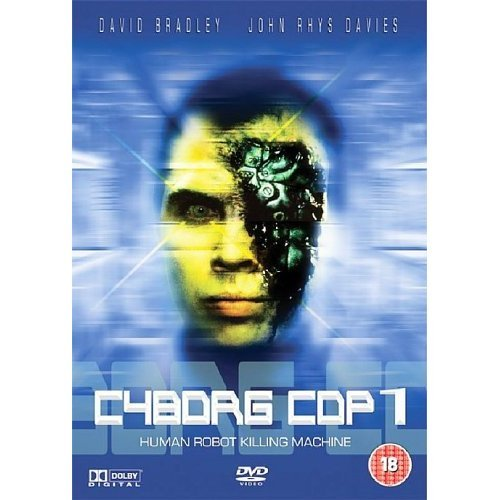 Amazon.com: Cyborg Cop: David Bradley, John Rhys-Davies ...