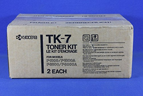 KYOCERA TK-7 Toner Kit For F-1800 F-3300 F-3000A