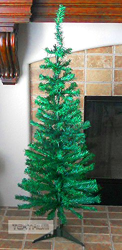TEKTRUM 4-feet ARTIFICIAL CHRISTMAS TREE FOR CHRISTMAS/HOLIDAY/PARTY (Model TD-SYCT-1601D)