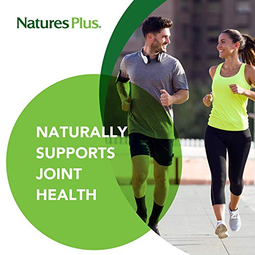 Natures Plus Glucosamine/Chondroitin/MSM Ultra Rx-Joint Tablets - 180 Count, Extended Delivery - High Potency Joint Support Supplement - Gluten Free - 60 Servings by Nature's Plus (Image #7)