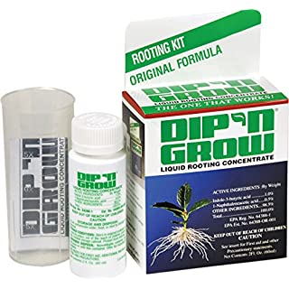 Hydrofarm DG00201 Liquid Hormone Concentrate Hydroponic Rooting Solution, 2-Ounce
