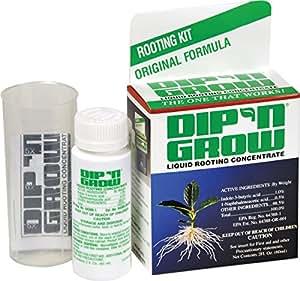 Dip 'N Grow Liquid Rooting Hormone, 2 Ounce