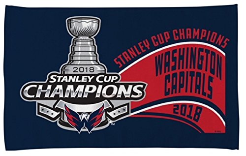 Washington Capitals Locker Room - Capitals Washington Stanley Cup Champions Rally Towel