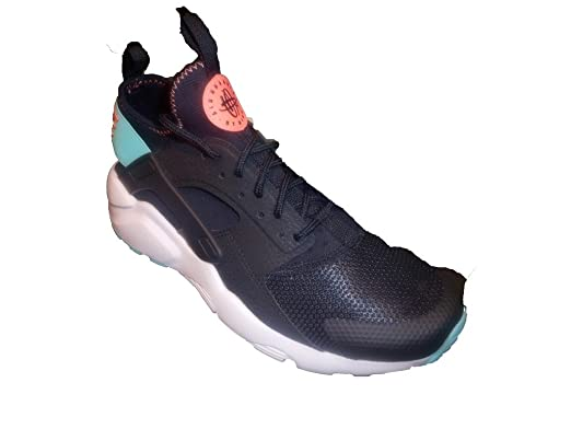 20db9bc20a Juniors Nike Air Huarache Run Ultra GS Trainers 847568 002 UK 4.5 EUR 37.5  US 5Y: Amazon.co.uk: Shoes & Bags