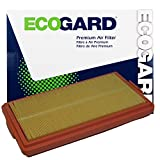 ECOGARD XA3087 Premium Engine Air Filter Fits BMW 535i, 635CSi, 325e, 320i, M3, 318i, 528e, 633CSi, 733i, 735i, 535is, 528i, 533i, L6, L7, 530i / Yugo GV, Cabrio