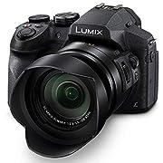 Panasonic LUMIX FZ300 Long Zoom Digital Camera Features 12.1 Megapixel, 1/2.3-Inch Sensor, 4K Video, WiFi, Splash…