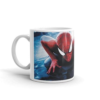 Buy Family Shoping Diwali Gifts Bhai Dooj For Brother Spider Man Coffee Mug