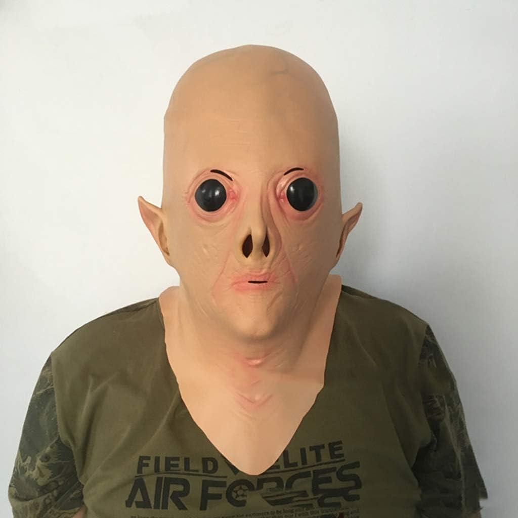 HOCOL Máscara de Halloween, Extraterrestres de Ojos Grandes ...