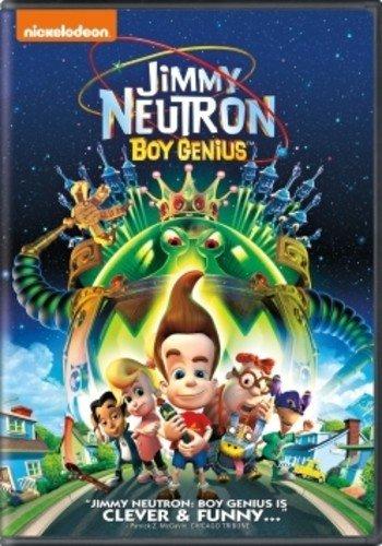 Jimmy Neutron: Boy Genius (The Adventures Of Jimmy Neutron)