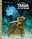 Raya and the Last Dragon Little Golden Book