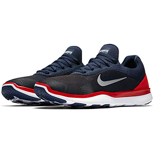 Zapatillas Nike New England Patriots Free Trainer V7 Nfl Collection - Tallas Para Hombre 13 M Us