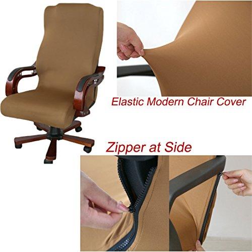 Chaise De Bureau Moderne Housse Pour Extensible OP80wXnk