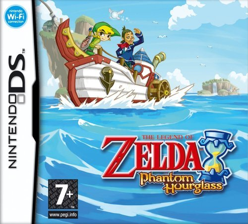 Legend Zelda Phantom Hourglass Digital