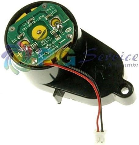 Ariete Motor cepillo derecha + Tarjeta Robot Briciola Digital 2711 2712 2717: Amazon.es: Hogar