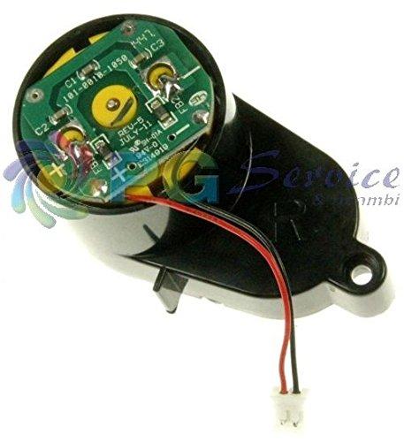 Ariete Motor cepillo derecha + Tarjeta Robot Briciola Digital 2711 ...