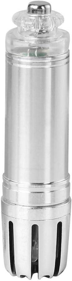 Hyuduo Purificador de Aire del Coche Limpiador de 12 V Mini ambientador de aniones Polvo de Polen Humo Eliminador de Malos olores