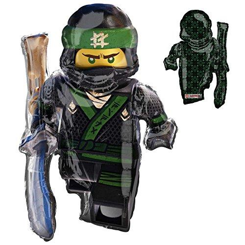 Shape Super (Lego Ninjago Super Shape Mylar Balloon)