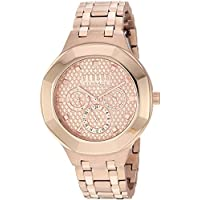 Versus by Versace Women's 'Laguna City' Quartz Tone and Gold Plated Casual Watch(Model: VSP360617)
