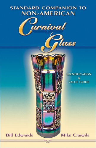Download Standard Companion to Non-American Carnival Glass pdf epub