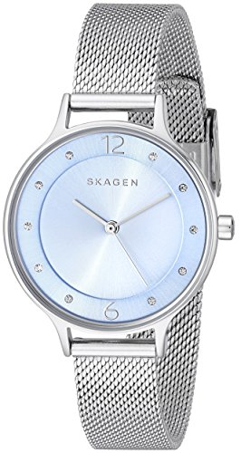 Skagen Women's SKW2319 Anita Stainless Steel Mesh Watch
