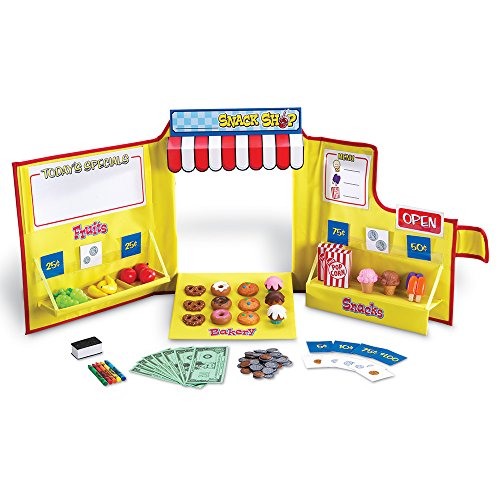 - Learning Resources Pretend & Play  Snack Shop