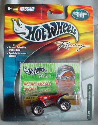 Hot Wheels Racing ATV Greg Biffle #16 NASCAR ()