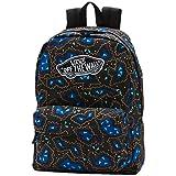 VANS - Vans Womens Backpack - Realm - Black/Blue - One Size