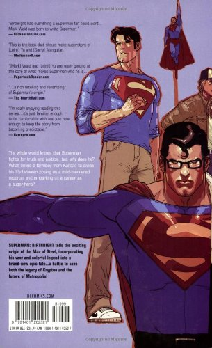 Superman: Birthright by DC Comics