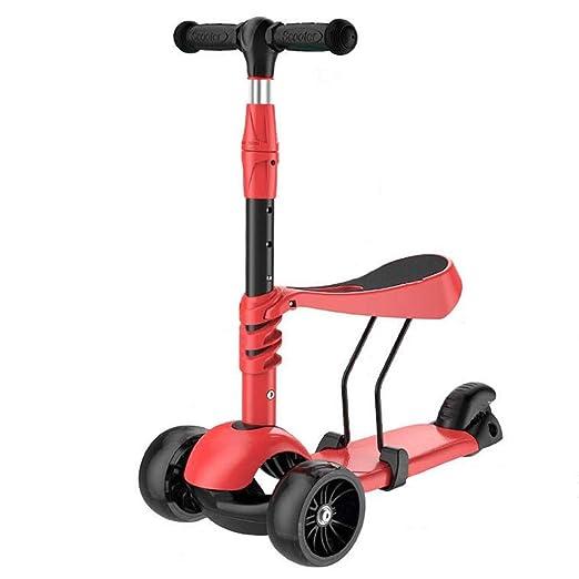 LXIANGP Andador de Bicicletas para Niños 2 en 1 Patinetes ...