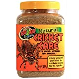 Zoo Med Natural Cricket Care, 10 oz