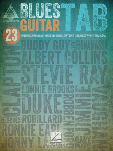 Blues Songbook Tab Guitar - Blues Guitar Tab (Songbook) (Guitar Recorded Versions)