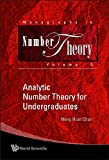 img - for Analytic Number Theory for Undergraduates (Monographs in Number Theory) book / textbook / text book