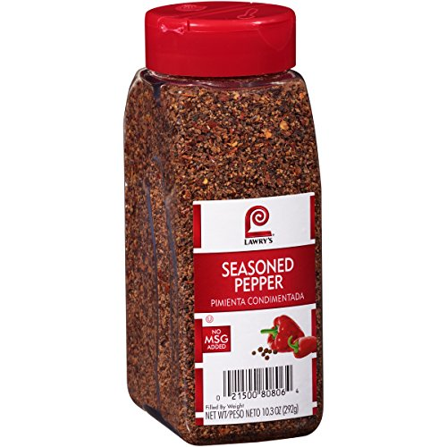 Lawry's Seasoned Pepper, 10.3 Ounce (Pack of 12) by Lawry's (Image #1)